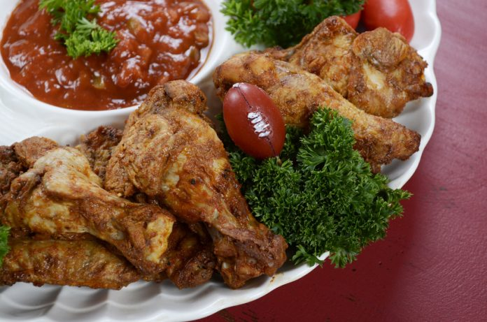 Super Bowl Super Wings