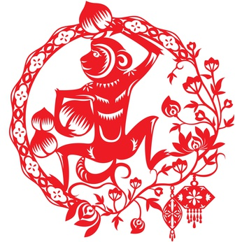Lunar New Year of The Monkey