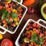 Super Bowl Food - Cowboy Caviar