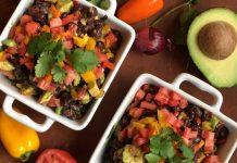 Super Bowl Food - Cowboy Caviar