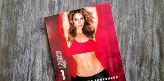 Jillian Michaels Bodyshred Workout 1 Launch