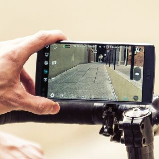 LG V10 Camera
