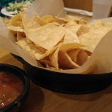 Sharkey's Woodfired Grill Chips and Salsa