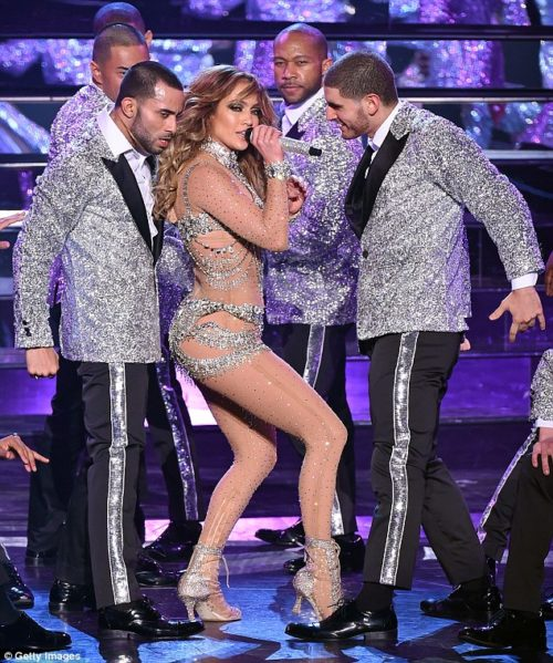 Jennifer Lopez Opening