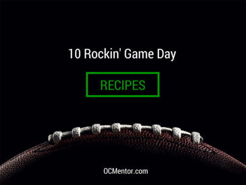 Super Bowl Food - 10 Rockin' Game Day Recipes
