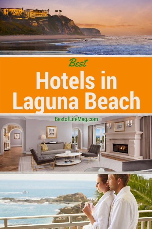 Search no further for the best of hotels in Laguna Beach because the top three are right here to make your California travel easier.