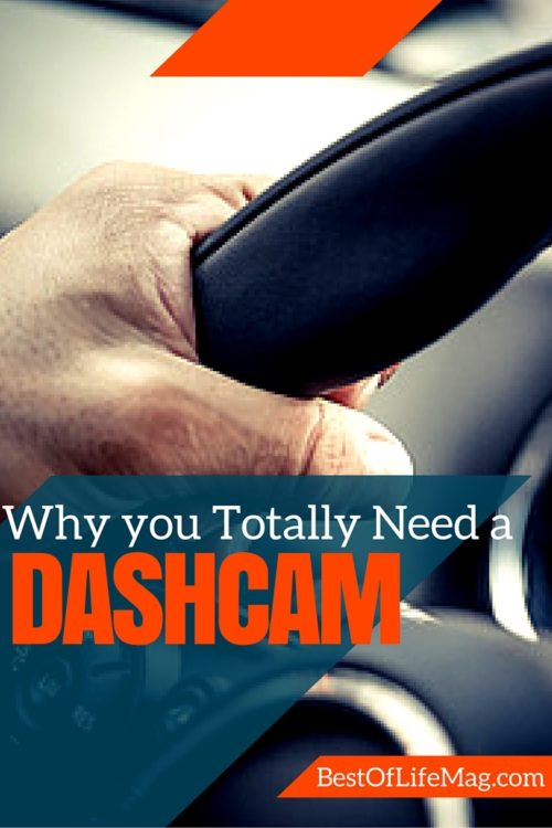 5 Reasons you Totally Need a Dashcam