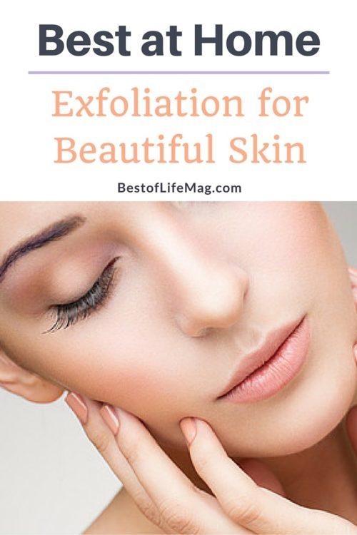 Best At Home Macro Exfoliator for Beautiful Skin
