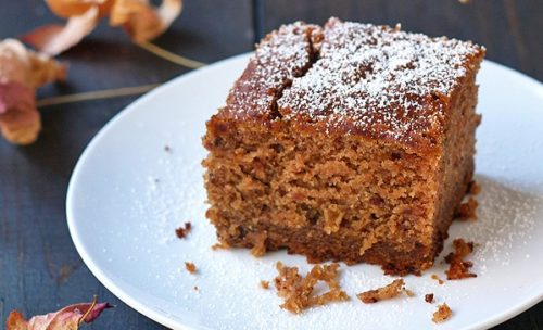 Dairy Free Desserts Applesauce Cake
