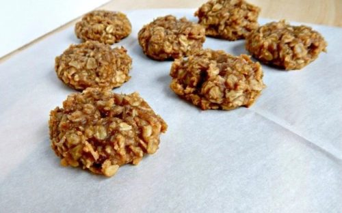 No Dairy Diet Banana Nut Oatmeal Breakfast Cookies