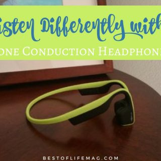 A new technology called bone conduction is revolutionizing the way you listen to music during workouts, running, or just cleaning the house.