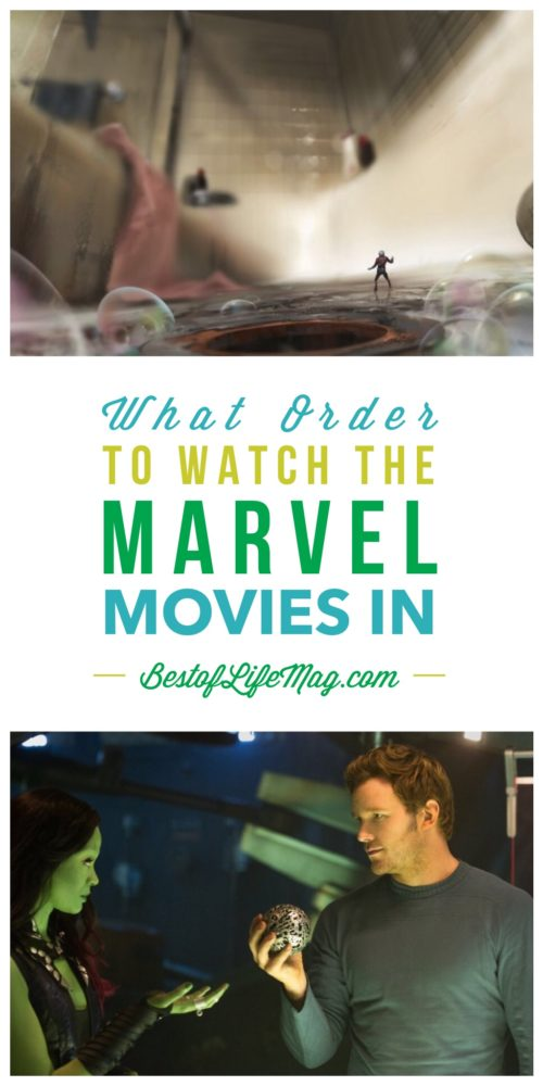 Ready to sit down and start watching the Marvel movies in order? When you want to know what order to watch the Marvel movies in, we have the answer.