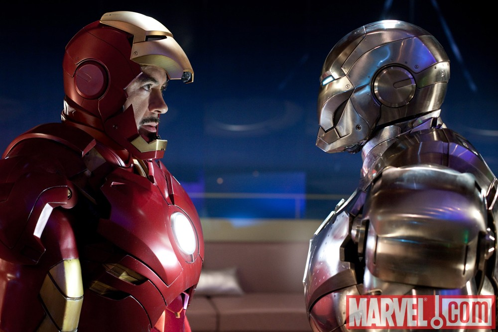 Marvel Movies in Order Iron Man 2