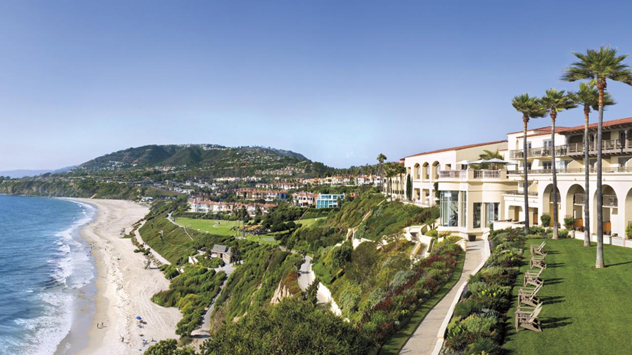 Laguna Niguel Hotels On The Beach