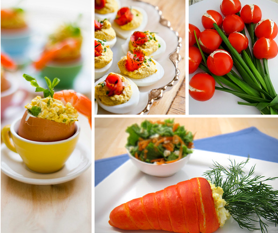 35 Amazing Easter Appetizers