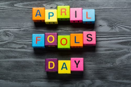 April Fool For Kids
