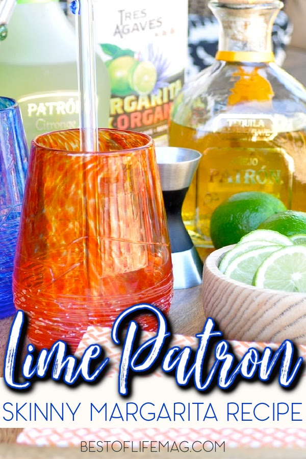 One of our latest margaritas we have been making at home is this lime Patron margarita recipe with a hint of Patron lime liquor. It is smooth and fresh on the palate! Margarita Recipes on the Rocks | Frozen Margarita Recipe | Margarita Pitcher Recipe | Margaritas for a Crowd | Summer Cocktail Recipes | Fruity Cocktail Recipes | Margarita Recipes on the Rocks Pitcher | Cocktails with Patron | Patron Cocktail Recipe #margaritarecipes #patron via @amybarseghian