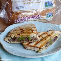 Cheesesteak Panini Recipe for your Weekly Menu Planning