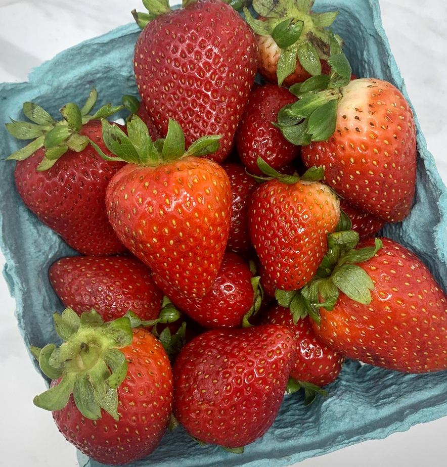 Strawberry Margarita Recipe Batch of Strawberries