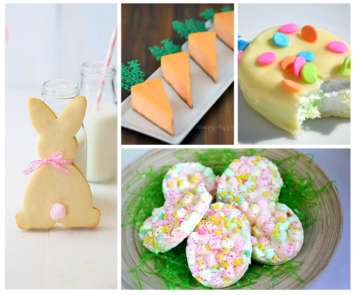 Easter Treats for All Ages