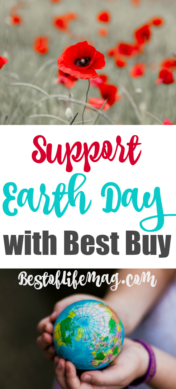 Show your support of Earth Day by taking a look in your own home to see what is less than kind to Mother Earth.