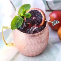 Best Blood Orange Moscow Mule