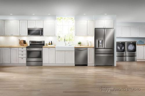 Best Buy LG Earth Day Appliances