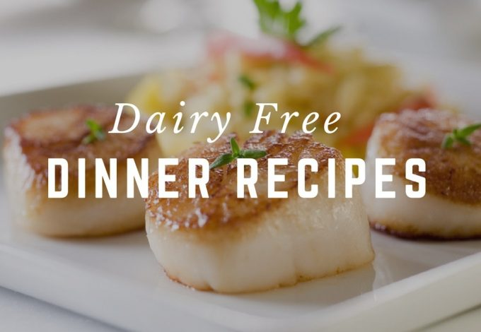With over 50+ amazing dairy free dinner recipes to choose from there is something for everyone in this list to make cooking dairy free meals easy!