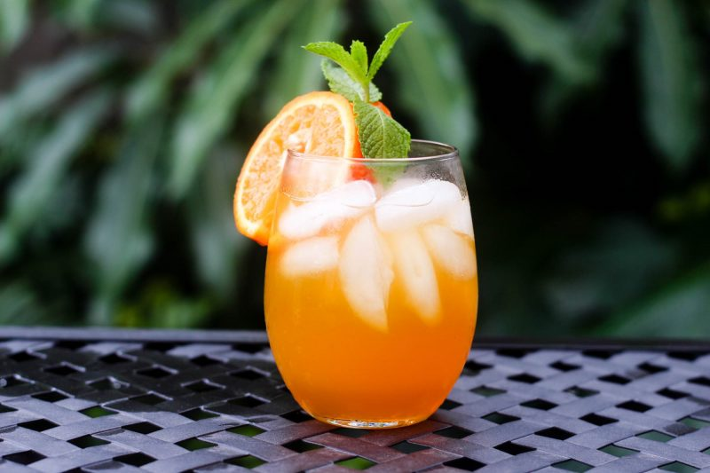 This Fireball Whisky cocktail with passion fruit brings out the best in Fireball with a fruit infusion that will put the fire-breathing dragon to rest.