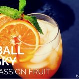 Fireball Whisky Cocktail with Passion Fruit Recipe