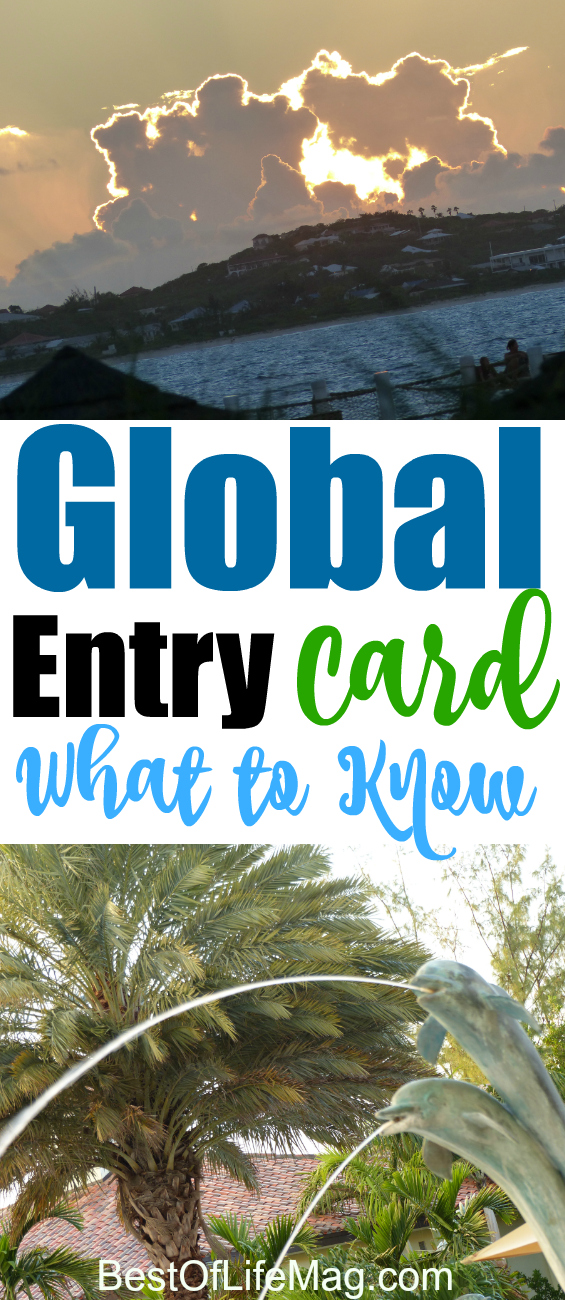 Getting your Global Entry Card makes travel faster and has substantial perks when traveling internationally and on domestic flights. via @amybarseghian