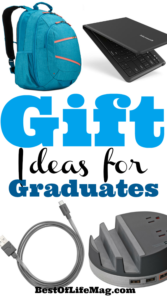 Whether your graduate is a future tech mogul, business owner or artist, the right graduation gift ideas are here.
