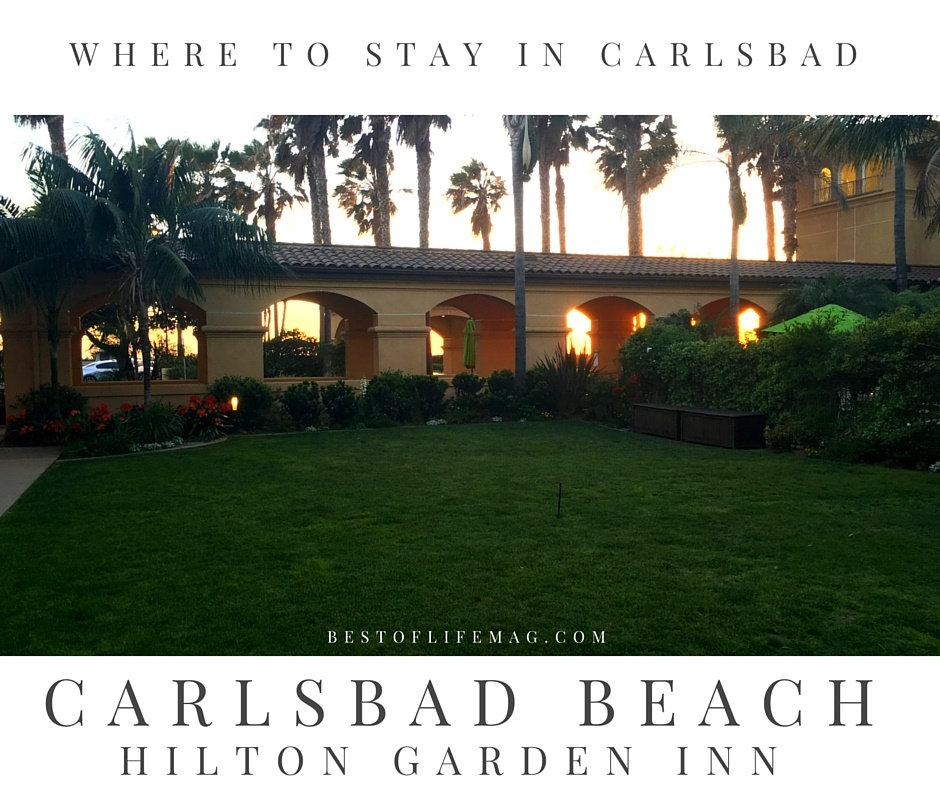 Hilton Garden Inn Carlsbad Beach Socal Views And Fun