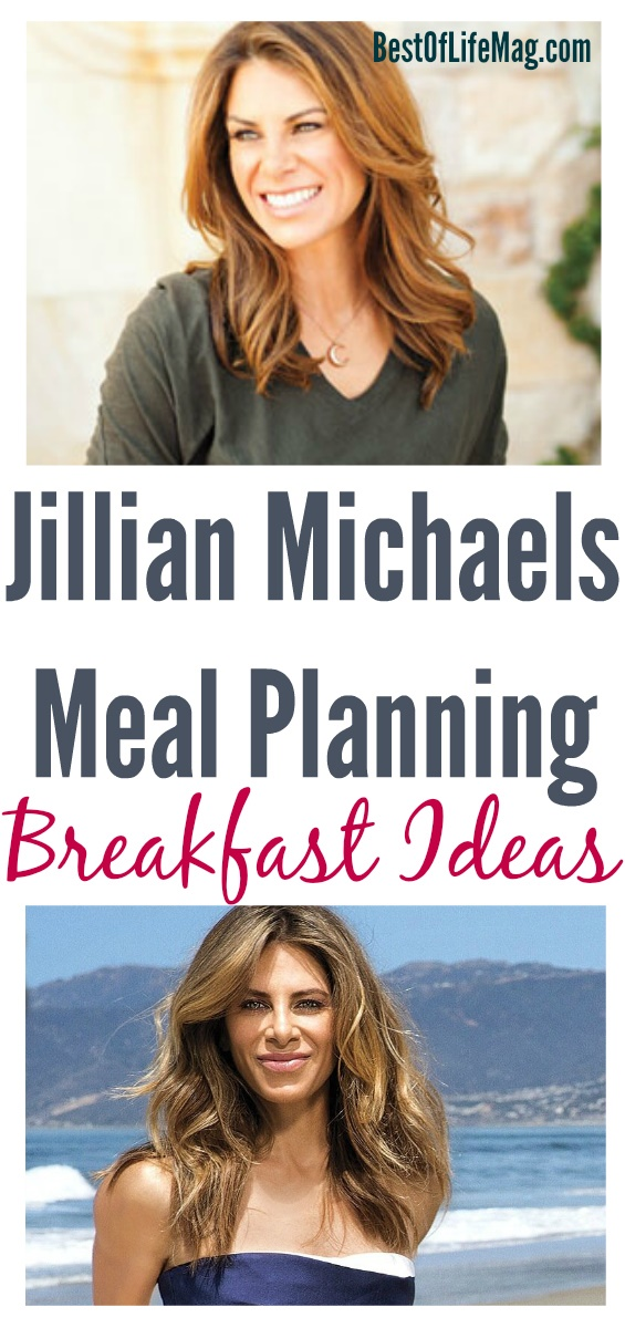 Finding good Jillian Michaels breakfast ideas to stay on track with your workout routine isn't easy, but not impossible and will get you the best results. via @amybarseghian
