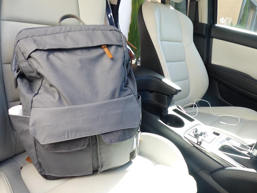 Road Trip Tips Pack a Car Bag