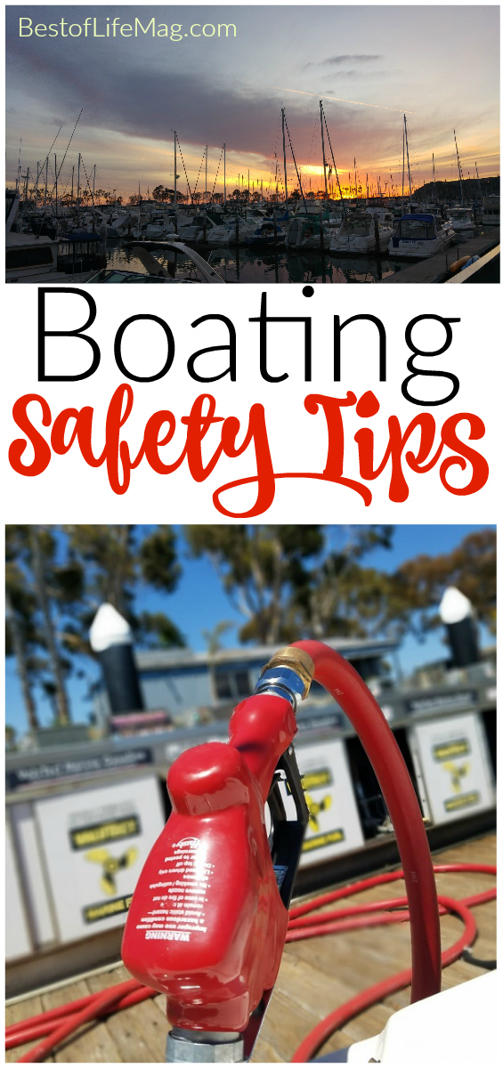 Boating Safety Tips for All Boaters to Know