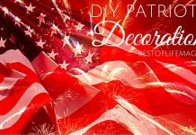 DIY Patriotic Decorations for the Home