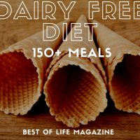 150 Dairy Free Diet Meals – The Ultimate List
