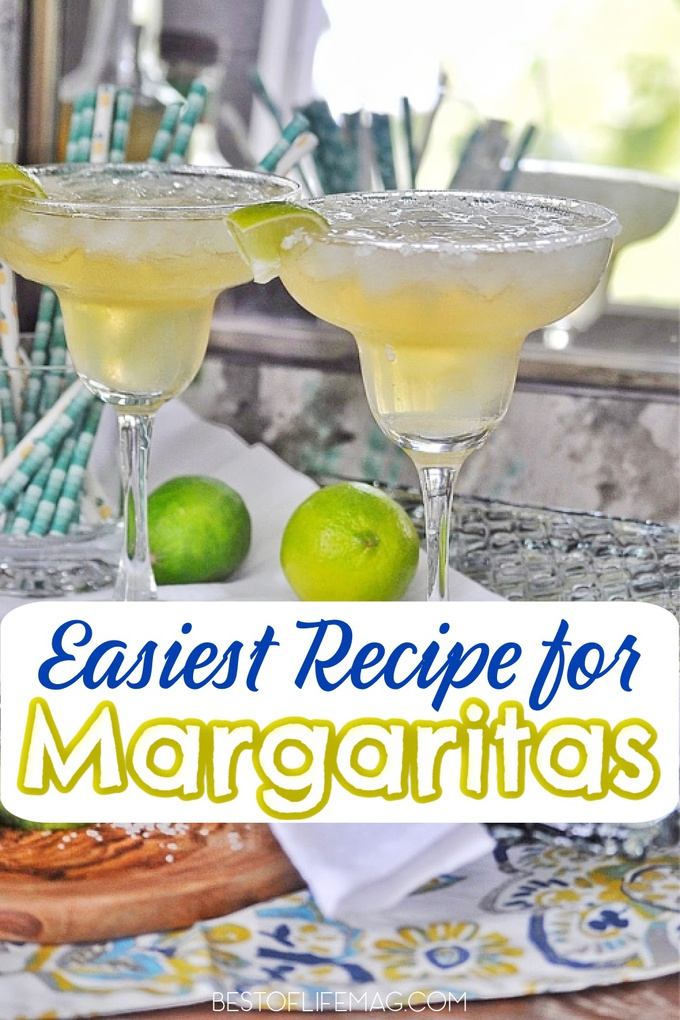 Enjoy this easy margarita recipe that embodies everything we love in this popular cocktail with a simplistic twist any time of day. Best Margaritas | Best Margarita Recipe | Margarita Cocktail Recipes | Margarita with Fresh Lime Recipe | Best Margarita with a Mix via @amybarseghian