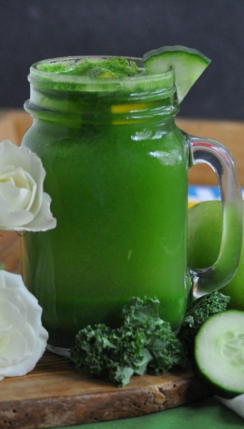 Jillian Michaels Green Juice for Weight Loss