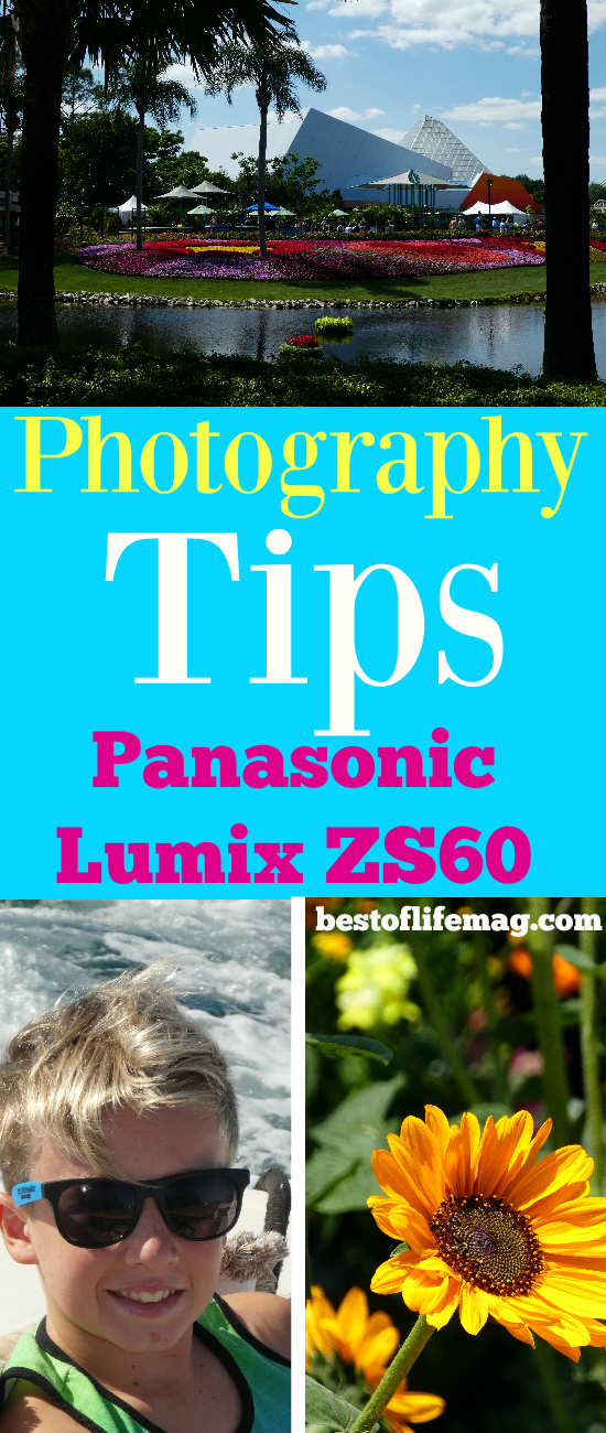 Using a few good Panasonic Lumix ZS60 camera photography tips will take your photography to a new level.