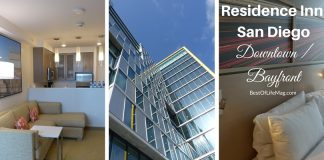 Residence Inn San Diego Downtown Bayfront Hotel Review