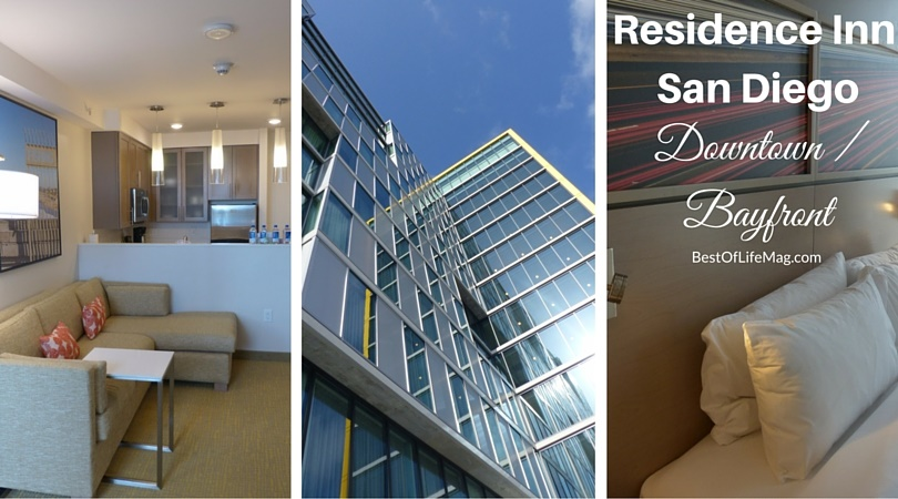 Residence Inn San Diego Downtown Bayfront: The Perfect Family Getaway