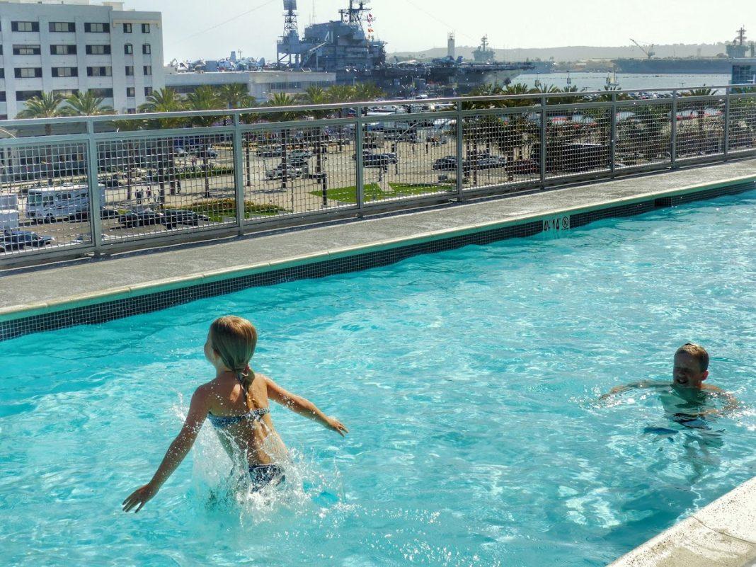 Residence Inn San Diego Downtown Bayfront Pool