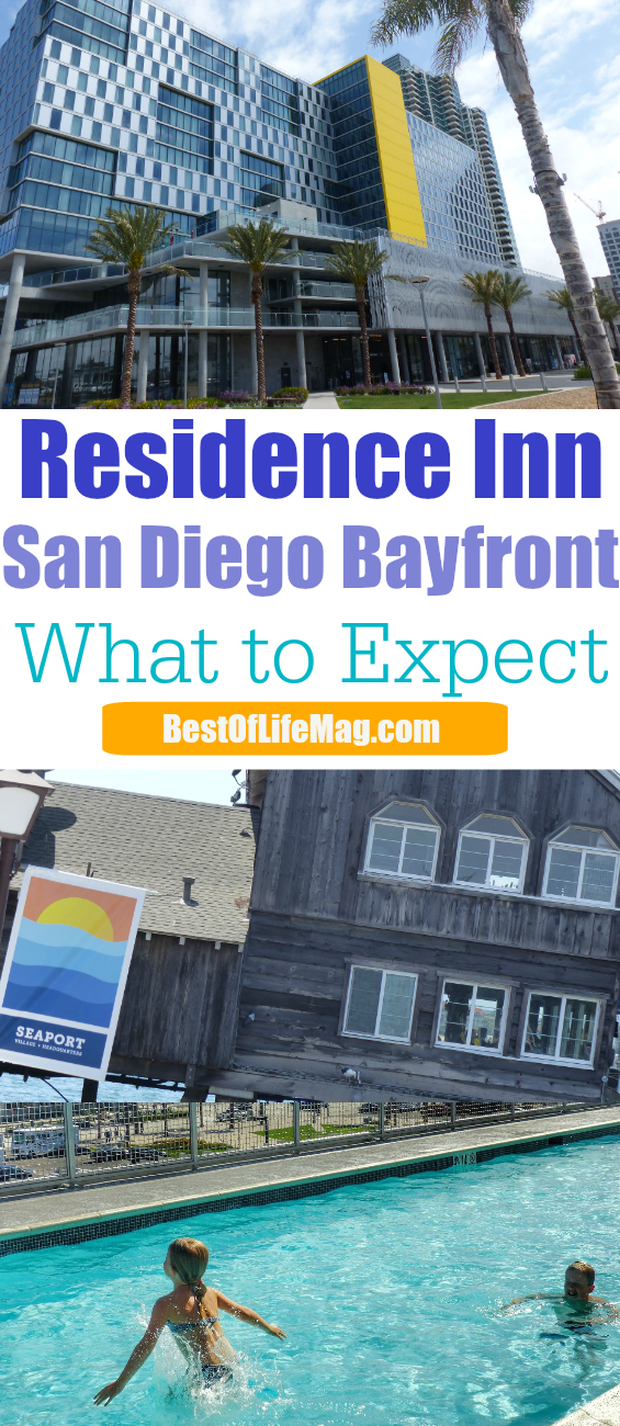The Residence Inn San Diego Downtown Bayfront features beautiful views of the bay and a new design! Come inside and take a peek!