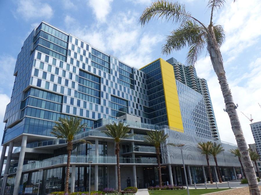 Residence Inn San Diego Downtown Bayfront hotel