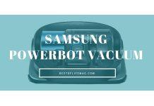 Samsung Powerbot Vacuum Review