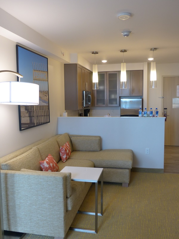 The Rooms at Residence Inn San Diego Downtown Bayfront
