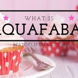 What is Aquafaba and how do I use it?