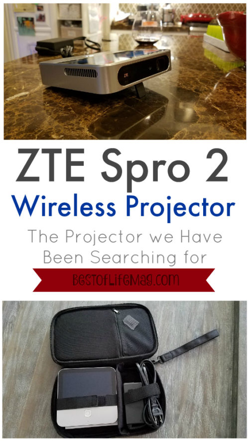 The ZTE SPRO 2 Wireless Projector is the projector we have long wanted with features that top the competition.